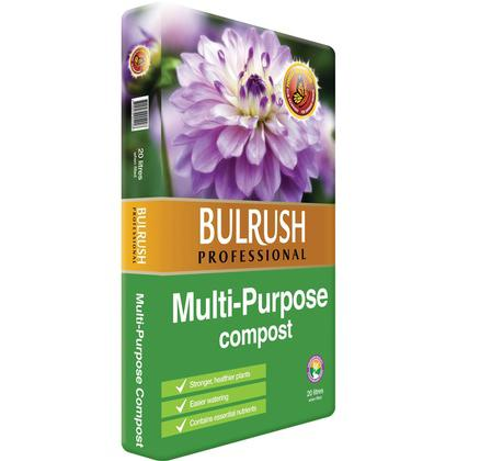 Bulrush compost 20L