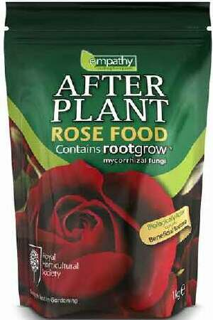 After Plant Rose Food