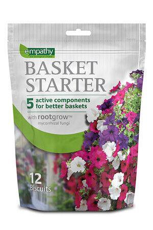 Basket Starter with Added Rootgrow