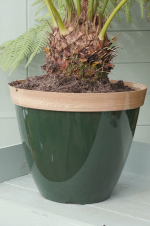 Green Provence Planter