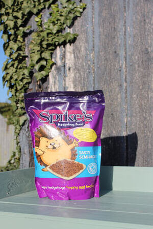 Spike\'s semi-moist Hedgehog Food