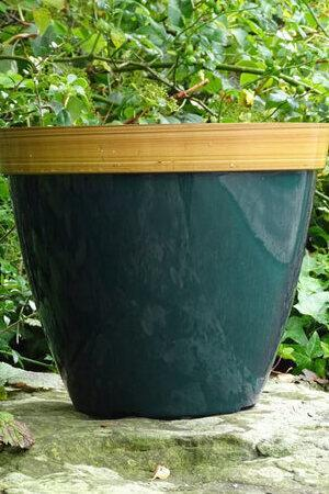 Provence Planter in Green