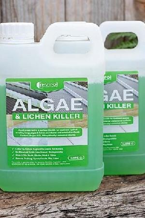 N-Virol Algae and Lichen Killer