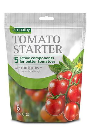 Tomato Feed with Added Rootgrow 6 Biscuits