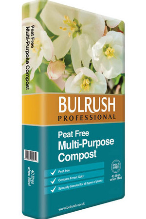 Bulrush Compost Peat Free